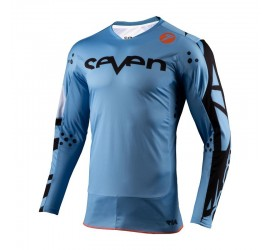 MAILLOT SEVEN RIVAL TROOPER-2 BLUE
