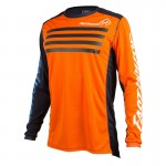 MAILLOT FASTHOUSE STAPLE ORANGE