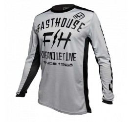 MAILLOT FASTHOUSE DICKSON GREY