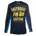 MAILLOT FASTHOUSE WORX NAVY