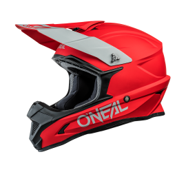 CASQUE O'NEAL 1SRS SOLID ROUGE