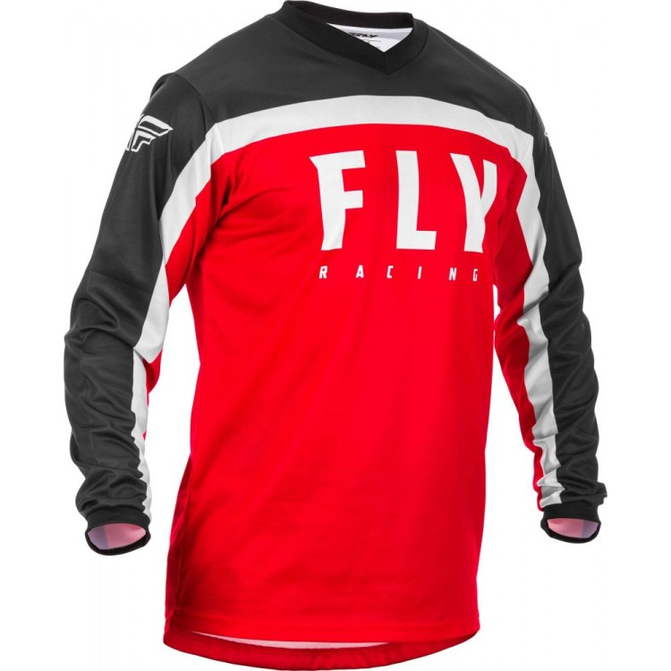 promotion-maillot-cross-fly-racing-f16-rouge-noir-blanc-pas-cher...